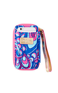 iPhone 6 Carded ID Smart Phone Wristlet