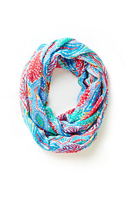 Riley Infinity Loop Scarf - Let Minnow