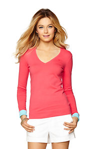 Adelaide V-Neck Sweater