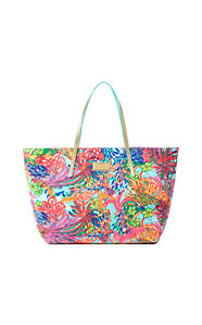 Resort Tote - Fishing For Compliments