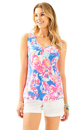 GiGi V-Neck Tank Top