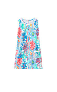 Girls Little Lilly Knit Shift Dress