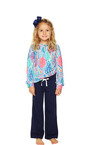 Girls Mini Kingsley Pullover