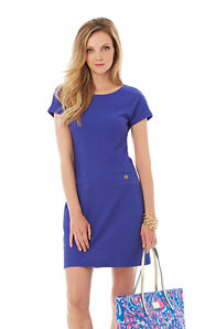 Coco Short Sleeve Shift Dress