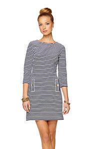 Charlene Knit Shift Dress