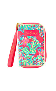 iPhone 5/5S/5C Drop Me A Line Smart Phone Wristlet Case