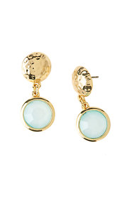 Spot On Stone Earrings