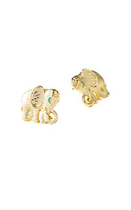 Elephant Critter Earrings