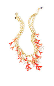 Good Reef Coral Cluster Necklace