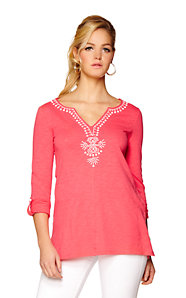 Eliana Long Sleeve Tunic