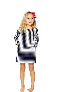Girls Little Charlene Shift Dress