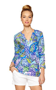 Odette Long Sleeve Tunic