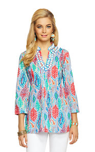 Sarasota Beaded Tunic