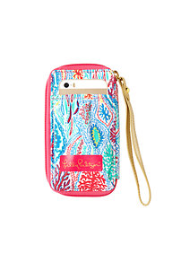 iPhone 5/5S/5C Carded ID Smart Phone Wristlet
