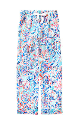 Printed Pajama Pant- Shell Me About It