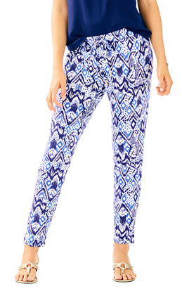 Lola Pull-On Ankle Length Pant
