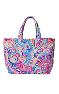 Palm Beach Tote - Psychedelic Sushine