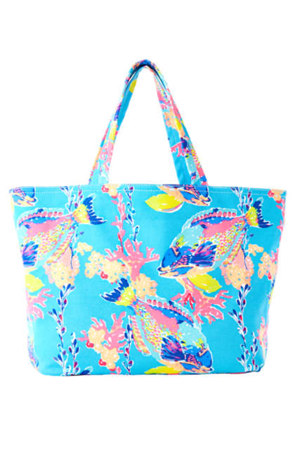 palm beach tote - sandstorm | 23624414pr7 | lilly pulitzer