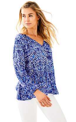 Willa Tunic Top