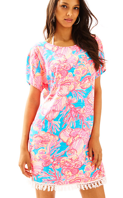 Tilla Tunic Dress