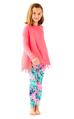 Girls Ramona Fringe Sweater