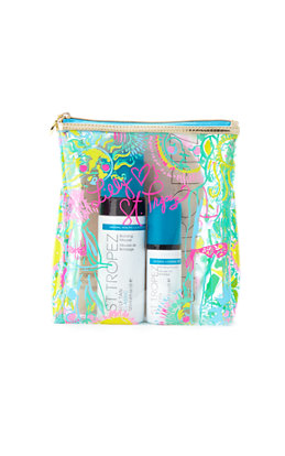 St. Tropez + Lilly Pulitzer - The Ultimate Escape Kit