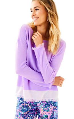 Fairfax Cashmere Sweater