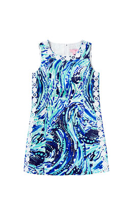 Girls Mini Mila Shift Dress