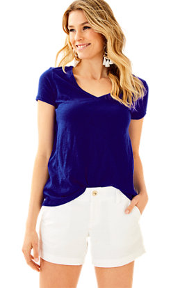 Etta V-Neck Top