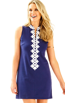 Callista Shift Dress
