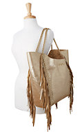 Fringe Cruise Tote Bag