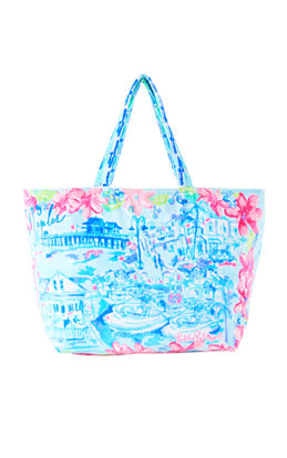 Destination Beach Tote - Naples