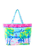 Destination Beach Tote - Sarasota
