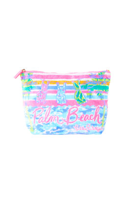 Destination Pouch - Palm Beach