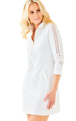 Skipper Popover Dress