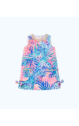 Girls Little Lilly Classic Shift Dress