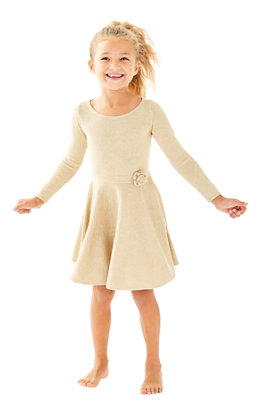 Girls Carynn Sweater Dress