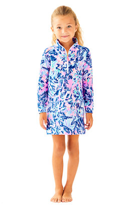 Girls Mini Skipper Dress
