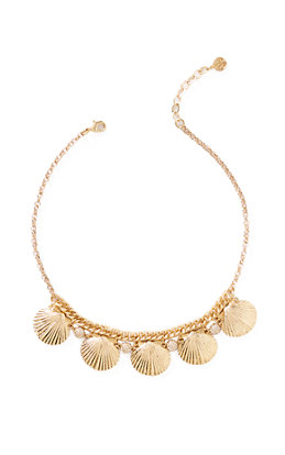 Sea Fan Necklace