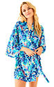 Multi Ocean Commotion Robe
