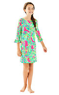 UPF 50+ Girls Mini Sophie Ruffle Dress