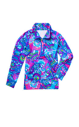 Girls Little Skipper Popover