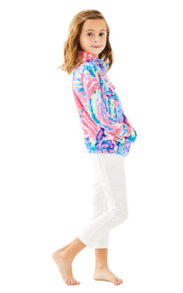 Girls Little Skipper Printed Popover