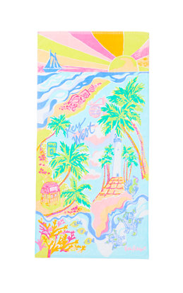 Destination Beach Towel - Key West