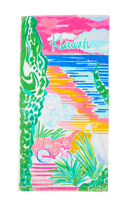Destination Beach Towel - Kiawah