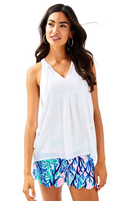 Sleeveless Avery Top