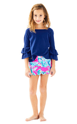 Girls Mini Colette Skort