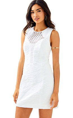 Keali Stretch Shift Dress