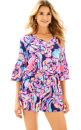 Del Lago Romper by Lilly Pulitzer
