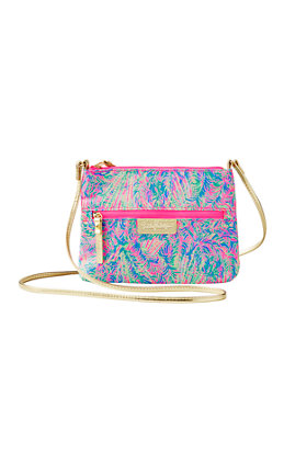Zip It ID Crossbody Bag
